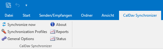 Outlook CalDAV-Synchronizer
