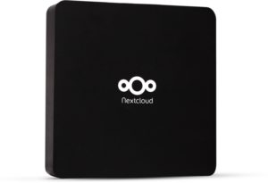 nextcloud box - Copyright Nextcloud GmbH
